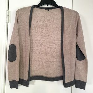 Open-front Hipster Cardigan - Size S